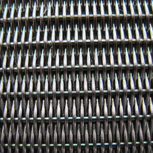Stainless Steel Plain Dutch Weave Mesh